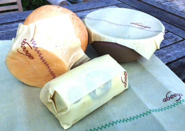 non-plastic food wrap | Living Without Plastic