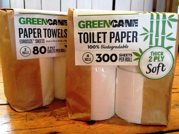 ZERO PLASTIC TOILET PAPER & KITCHEN TOWEL | Living Without Plastic